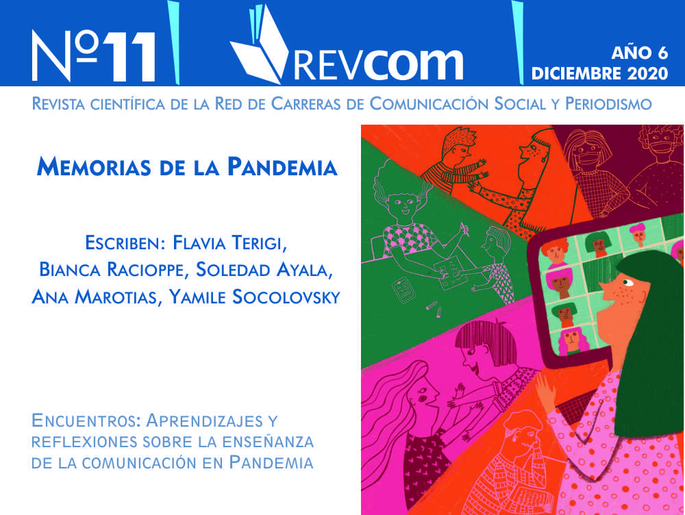 Ver Núm. 11 (2020): Memorias de la Pandemia