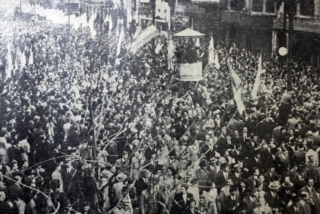 Foto: La Prensa 20/9/1945