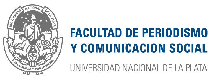 Logo Facultad de Periodismo y Comunicacón Social