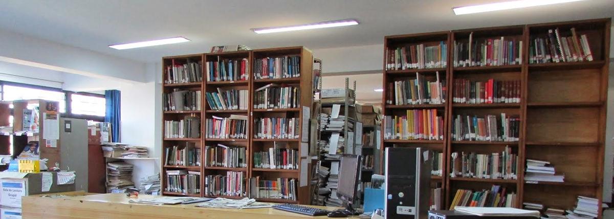 biblioteca de periodismo