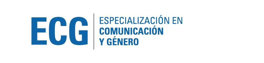 especializacion en comunicacion y genero