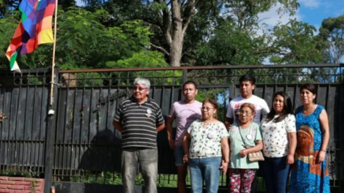 la familia de Emilia