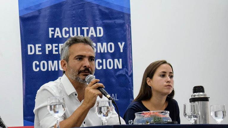 Matías Moreno, subsecretario de Derechos Humanos de la provincia de Buenos Aires