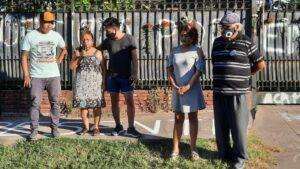 Jornada a 5 años de la muerte de Emilia Uscamayta
