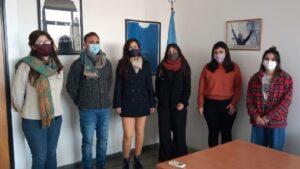 Firma de pasantías estudiantiles entre la Facultad y la Defensoría del Público
